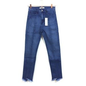 5757215830 O2 Denim · Medium Wash High Rise ...